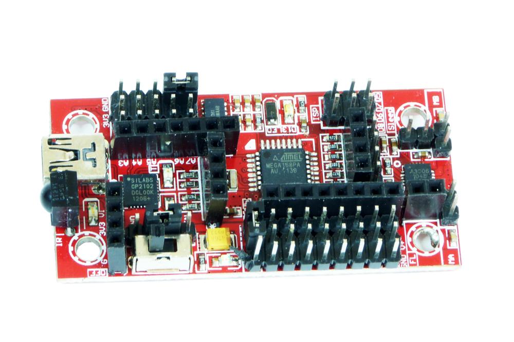Adding Custom Boards To The Arduino V1: Micro Magician Arduino Board (V1