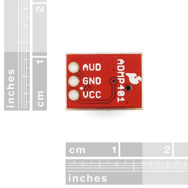 INMP401 MEMS Microphone Breakout ADMP401