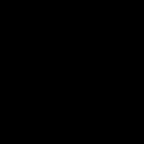 Rocker Switch - Round w/ Blue LED