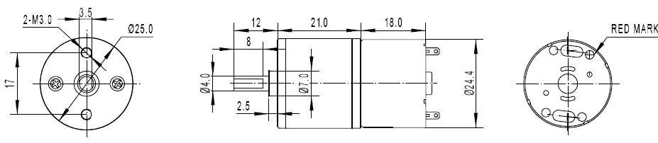 FIT0441 Arduino connection diagram