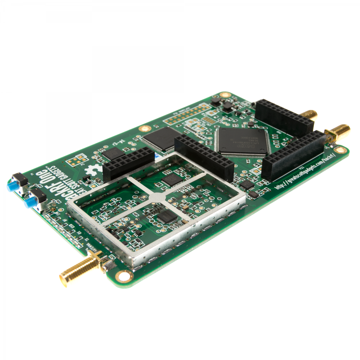 Robosavvy store rf shield component kit for hackrf one