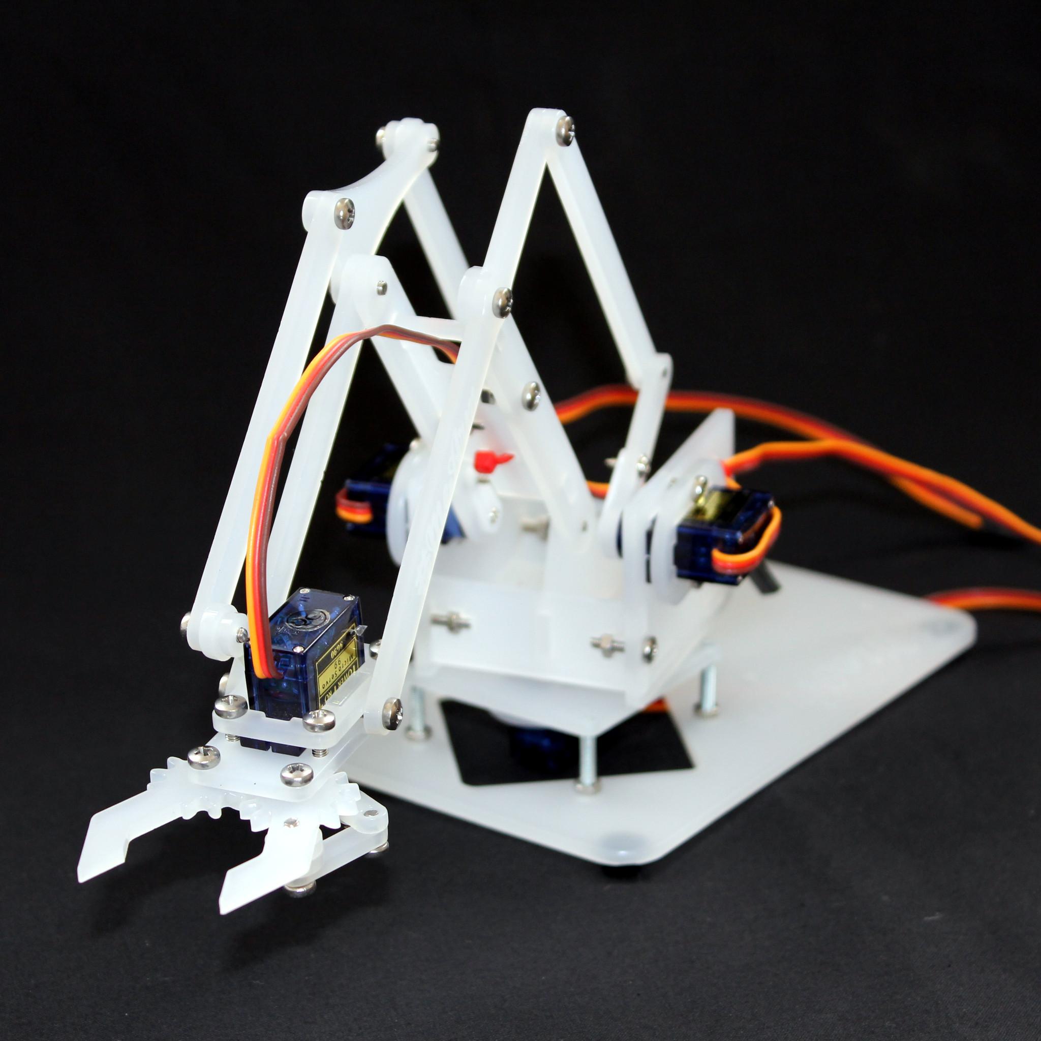 Mearm pocket sized industrial robotics for everybody