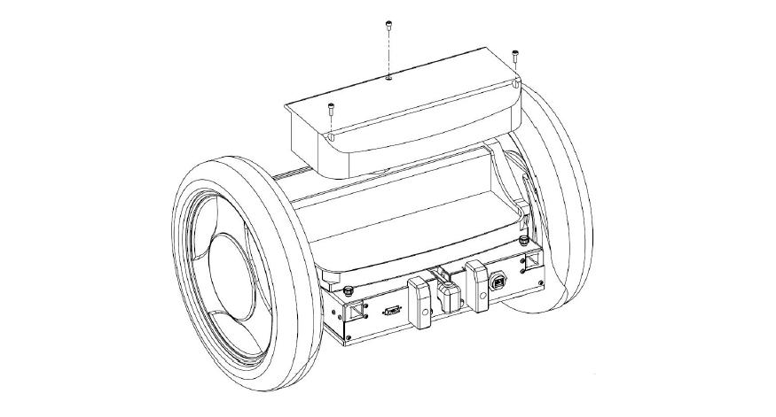 RoboSavvy Self-Balance Robotic Platform