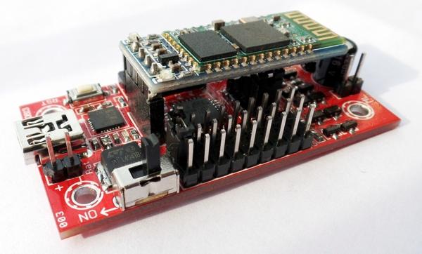 Dagu arduino mini motor driver control board