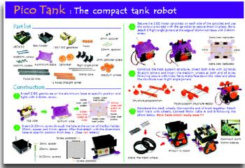 SUMO TANK Robot ROBO-BOX