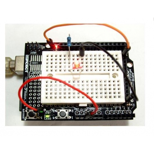 Dfrobot arduino protoshield kit ebay