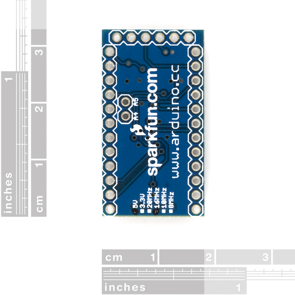 sparkfun - arduino pro mini 328 - 5v/16mhz